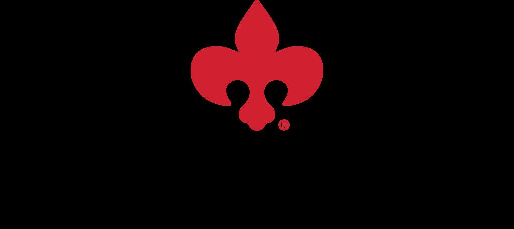 Processall and Fleur-de-lis 2021 Logo Transparent Background