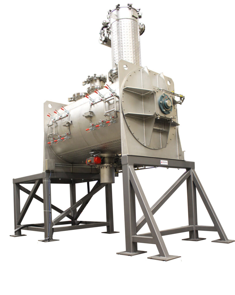 Processall Plow Vacuum Dryer Image